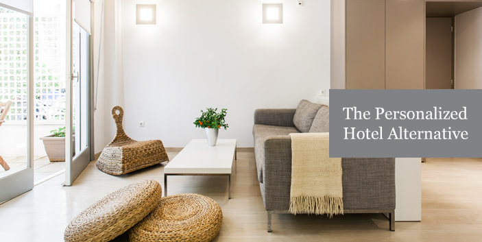 Short Term Rentals, furnished apartments in Athens Greece